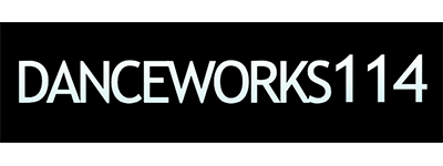 Danceworks logo - Danceworks 114