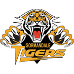 Gormandale Football Netball Club logo - Gormandale Football Netball Club