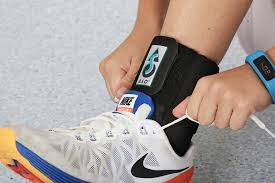 photo of ankle support device