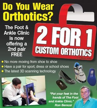 Untitled 1 - 2-for-1 Breakthrough for Orthotic Wearers