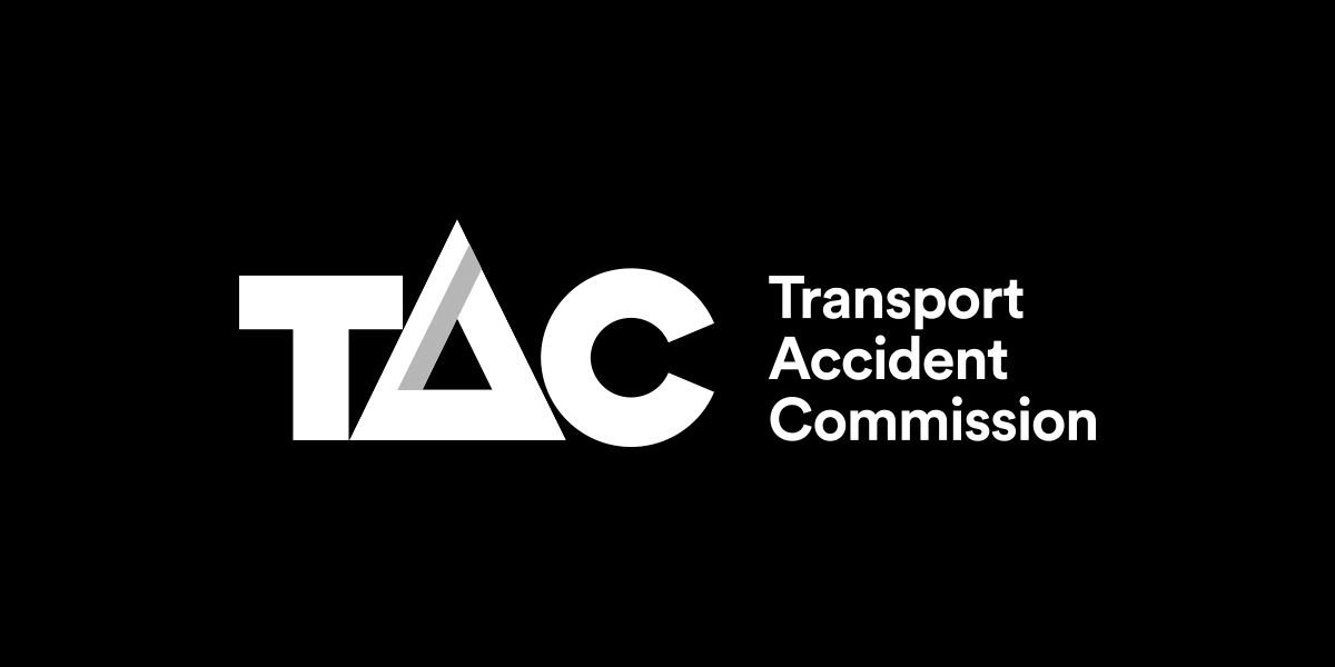 TAC Logo - TAC - Transport Accident Commission for Podiatry
