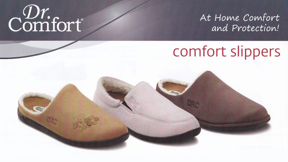 drcomfort slippers - Medical Grade Footwear
