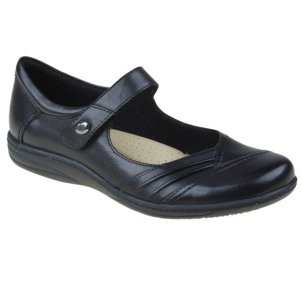 Jamie rhianna 203842w soft calf black Quarter 600x600 - Jamie
