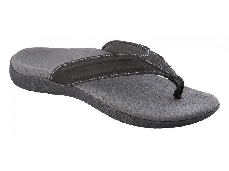 bondi ii black - Orthoheel Footwear Range
