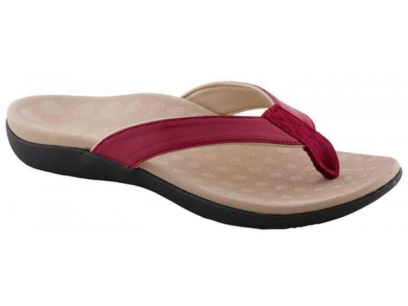 sonoma ii red - Orthoheel Footwear Range
