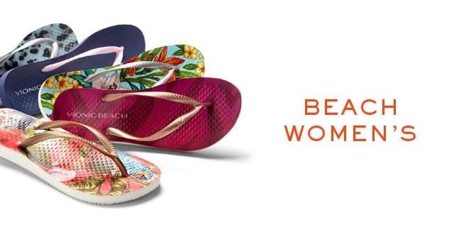 Vionic Beach womens - Vionic Footwear Range
