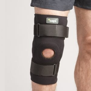 HINGEDKN 300x300 - Hinged Knee Support